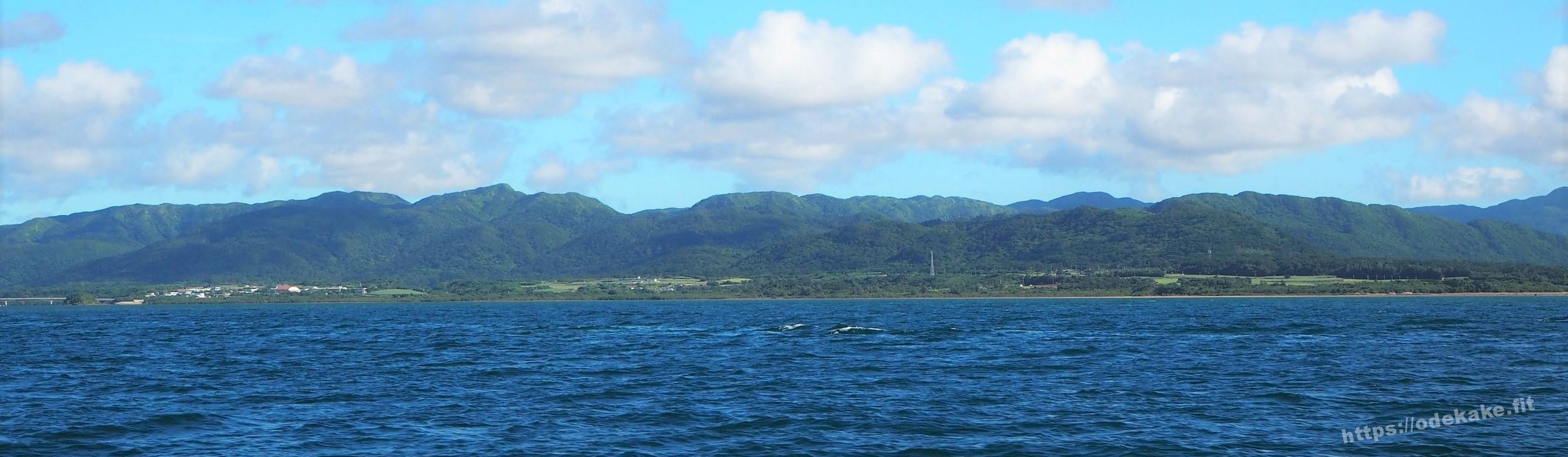 【西表島】3日目は八重山諸島3島めぐりツアー(西表・由布・竹富)まず西表島へ!