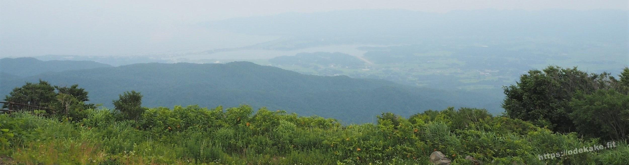 【佐渡】白雲台×大佐渡スカイラインからの景色★佐渡の地形を見下ろそう(おけさAツアー)