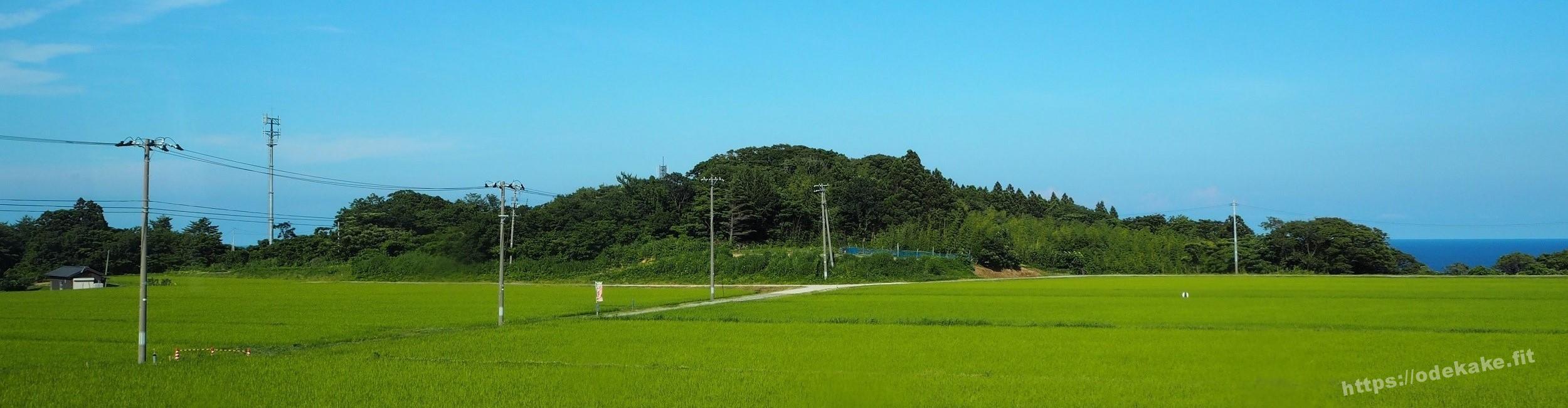 【佐渡】内海府線で路線バスの旅♪車窓から見える海沿いの景色の写真集